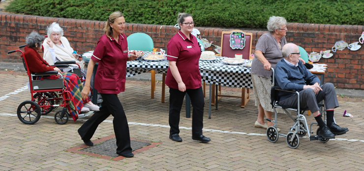 Bryden House Care Home Activities
