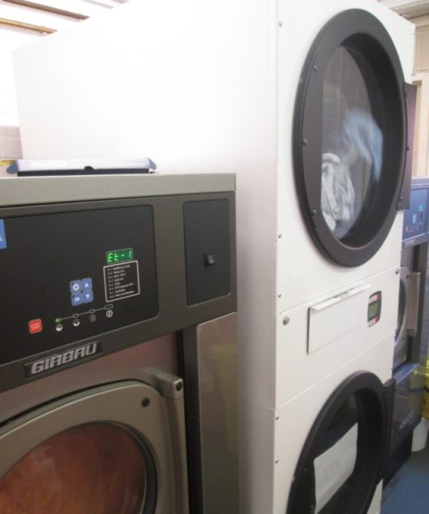 Bryden House Laundry Facilities